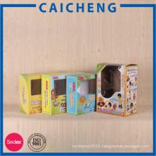 Custom Pattern Full Printing Gift Corrugated Shipping Box