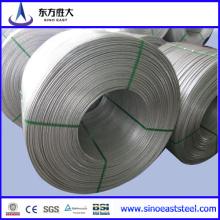 China Lieferant CCA Aluminium Drahtstange 12mm