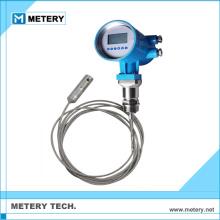 Sensor de medidores de nível de água do fluido da caldeira de radar