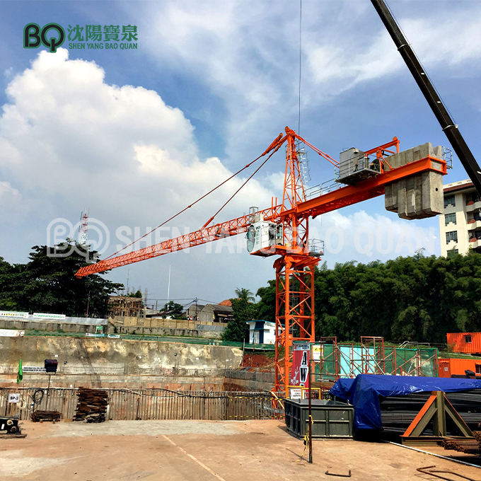 Ght6520 10 Topkit Tower Crane