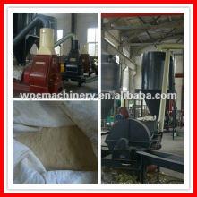 Wood powder pulverizer