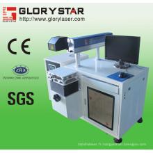 Machine de gravure et de gravure au laser à CO2 30W Cmt-30