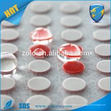 La etiqueta engomada sensible de la alta calidad de la etiqueta engomada, discolume la etiqueta engomada adhesiva en China Ventas al por mayor