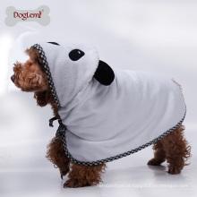 Toalha de banho de cão Absorvente de água Super Bathrope Microfiber Dog Pet Toalha