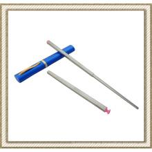 Prensa acero inoxidable plegable palillos (CL1Y-CS201)