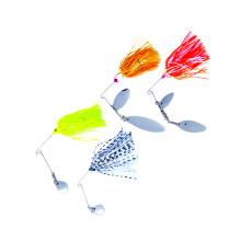 SPL035 cebo de cuchilla spinner personalizado