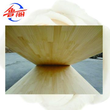 Solid wood finger joint board for door frame
