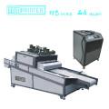 Máquina de secagem UV deslocada TM-UV-D para a impressora deslocada da tela de seda