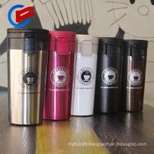 High quality coffee thermos coffee mug with lid cups and mugs vacuum flask thermos coffee cup pot Travel mug