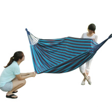 Colorful Double Person Canvas Hammock