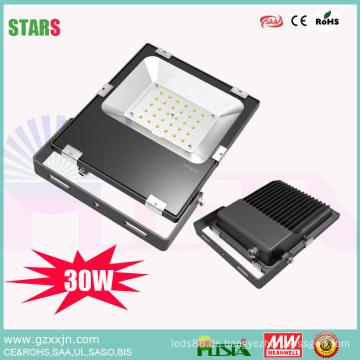 LED-Beleuchtung mit TUV bis Treiber Osram IP65 imprägniern LED-Flut, die 30W Flut beleuchtet, die 10W 20W 50W 80W beleuchtet