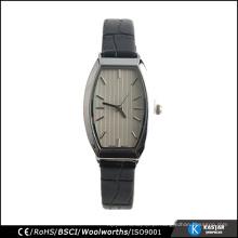 Relógio clássico para relógios de moda da data da senhora Relógio de aço inoxidável 2017 de volta