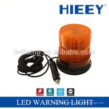 LED de alarma de la lámpara de camiones LED de luz de advertencia Base magnética LED beacons con función de rotación LED luz estroboscópica