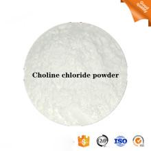 Precio de fábrica polvo de ingredientes de cloruro de colina para la venta