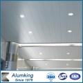 Bobine en aluminium revêtue de couleur Feve / Epoxy pour plafond
