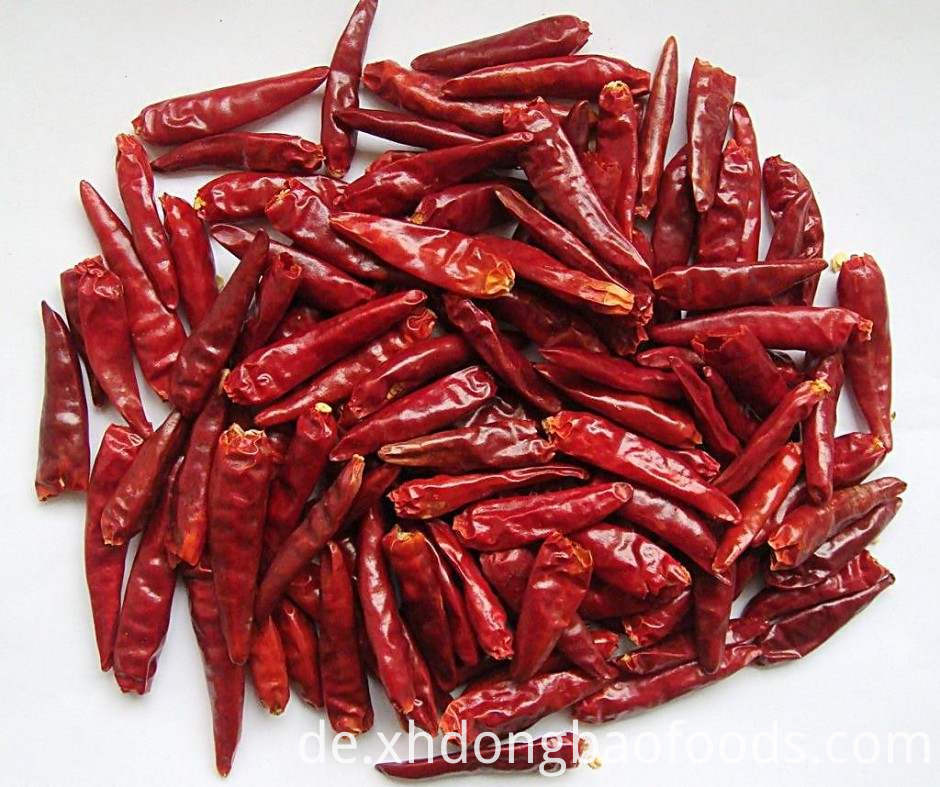Dried Chili Whole Pods