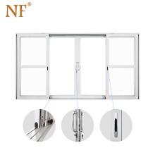 luxury partition wall aluminum alloy sliding door