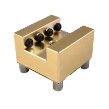 RIN U25 Brass bracket Brass plate chuck 3R EROWA ITS compatible EDM for spark machine CNC