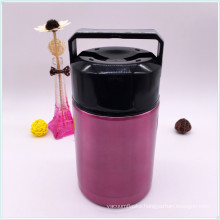 800ml Vacuum Insulated Stainless Steel Food Jar (SH-MH01)