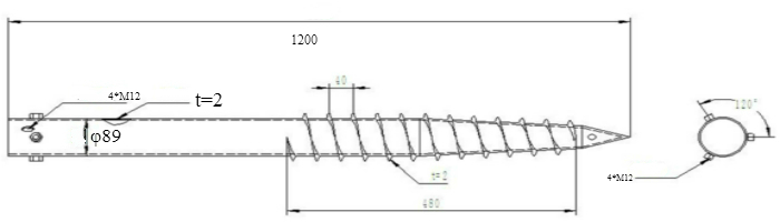Screw Piles Design