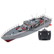 High Power 1: 115 Maßstab RC Angeln Schiff Simulation Guided Torpedo Boot Modell