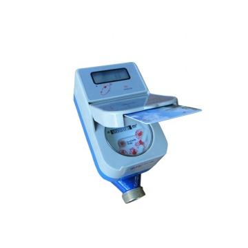 Medidor de água inteligente com cartão DN 25 ic pré-pago