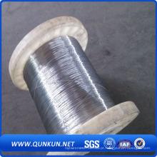 0,015 mm fio de aço inoxidável 316L