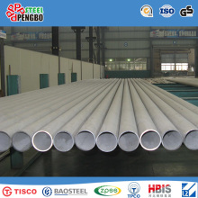 AISI Tp 304 304L 306 306L Stainless Steel Pipe