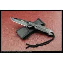 Alumínio Handle Camping Knife (SE-143)