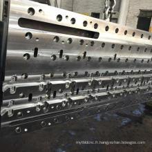 Pièces d'usinage de réservoir d'eau en acier inoxydable