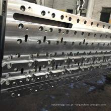 Peças de usinagem de tanque de água em aço inoxidável