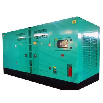Gerador barato silencioso de Genset do gerador diesel silencioso do cerco 200kw CUMMINS
