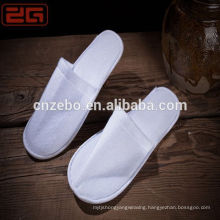 Wholesale Cheap Price Hilton Hotel High Quality Disposable Velvet/Waffle/Terry Slippers