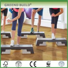 Oak solid wood indoor sports flooring