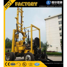 Work in Severe Environments Core Drilling Rig