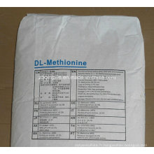 Méthionine, L-Méthionine, Dl-Méthionine 98,5% pour Poulty