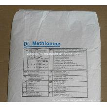 Methionine, L-Methionine, Dl-Methionine 98.5% for Poulty