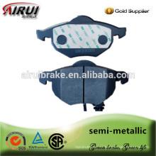 Pastillas de freno de hierro semimetal para l0330