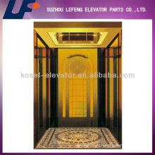 Небольшой роскошный жилой лифт