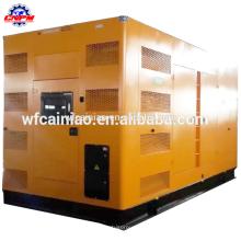 stilles Diesel-Stromaggregat der Energieeinsparung stille Art