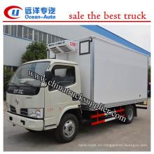 4X2 DFAC Refrigerador del motor diesel del motor Euro 3 estándar Proveedor de China