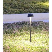 2014CE UL SAA ROSE llevó la lámpara del césped de la luz del jardín 3-5years garantía