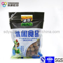 Ziplock Sniper Alimentos Personalizados Bolsa De Embalaje De Plástico