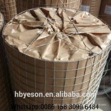 ANPING vente chaude clotures bon marché galvanisé usine de maille soudée