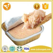 Fabricante de alimentos para animais de estimação em tratamentos de animais de estimação da China