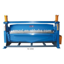 máquina de dobramento de chapas hidráulica