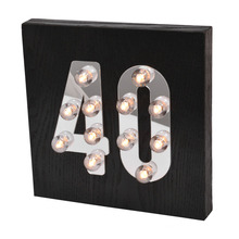 Luz decorativa LED para suspensão de parede