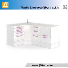 Steel Dental Cabinets mit vielen Arten von farbigen