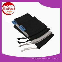 Jewelry Packing Velvet Bag Microfiber Cloth Bag for Gold Silver