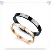 Joyería de acero inoxidable moda joyería moda brazalete (br163)